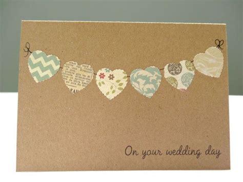 wedding congratulations card shabby chic personalised - Personalised Wedding Cards Next Day Delivery