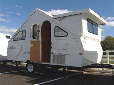 living on one dollar trailer rv terminology rv hgtv