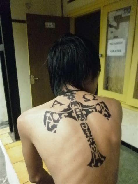 tattoo di punggung langkah langkah membuat tatto temporary sendiri kaskus