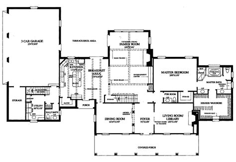 new england floor plans garrison colonial home plan 128d 0004 house plans and more