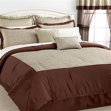 paris bed in a bag pem america paris queen 20 piece comforter bed in a bag set ebay