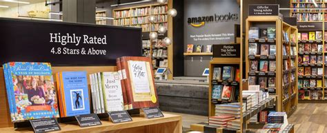amazon books here s an inside look at amazon s first physical bookstore