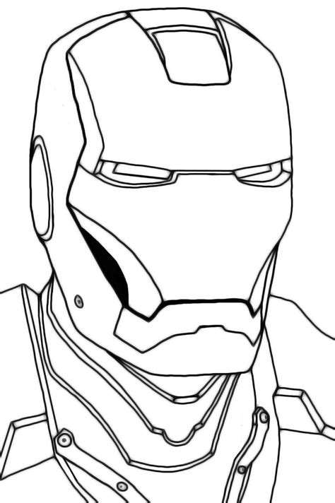 iron man minion coloring page head iron man suit coloring pages artsy pinterest