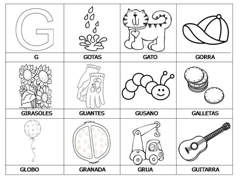 imagenes que empiecen con la letra j vocabulario con im 225 genes para ni 241 os taringa