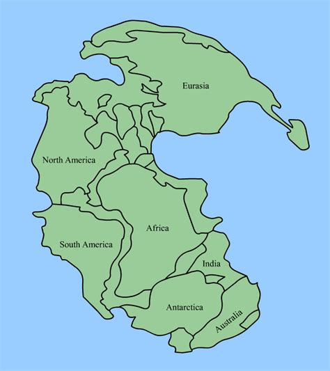 The Of Pangaea Book 1 pangea maps eatrio net