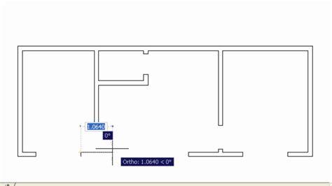 programa para desenhar planta baixa medidas planta baixa autocad passo a passo
