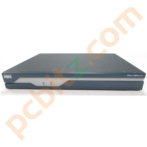 Router Cisco 1800 Series cisco 1800 series 1841 integrated services router hwic