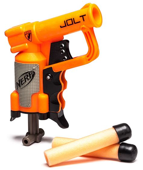 Nerf Jolt Blaster nerf jolt mini blaster gadgetsin