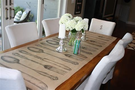 The 23 Best Images About Paper Table Runners On