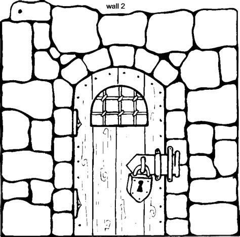 free coloring page paul in prison craft paul and silus in prison bible paul pinterest