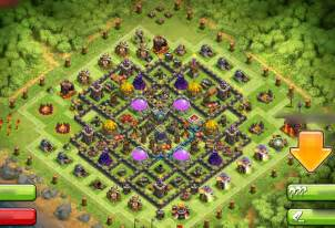 Clash of clan town hall 6 farming base clash of apps directories