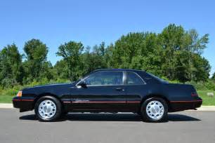 1987 Ford Thunderbird Turbo Coupe 1987 Ford Thunderbird Turbo Related Infomation