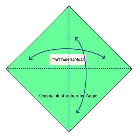 cara membuat origami burung sederhana cara membuat origami burung simply angeline