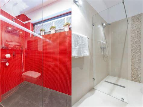 Kleines Bad Mit Dusche Planen by Kleines Bad Dachschr 228 Diese Duschen L 246 Sen 5 Platz