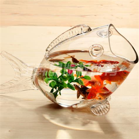 Fish Shaped Fish Bowl by Sale Fish Shaped Glass Fish Bowl Aquarium Fish Tank