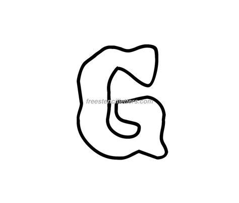 printable pumpkin stencils letters print g letter stencil free stencil letters