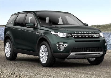2017 land rover discovery sport green land rover discovery sport 2017 couleurs colors