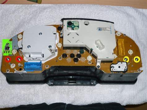 Reparaturanleitung Audi A4 B5 Pdf by Audicabrio Info Kombiinstrument Ki Tankanzeige