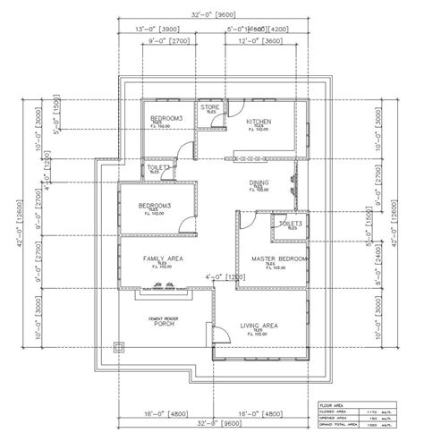 layout plan rumah pelan lantai banglo setingkat joy studio design gallery