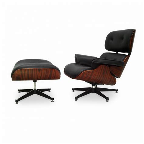 Charles Eames Lounge Chair And Ottoman Black Price Match