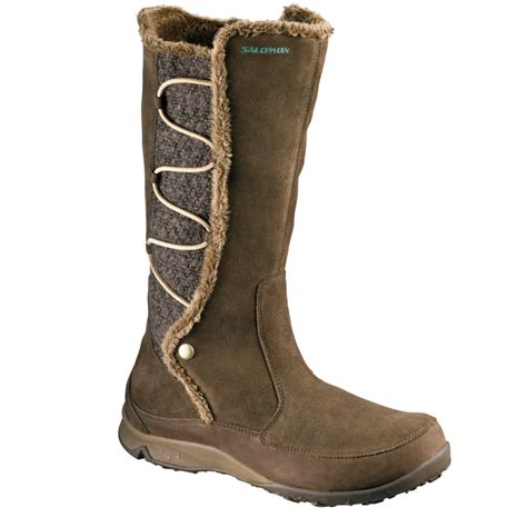 womans boots salomon emmy winter boot s backcountry