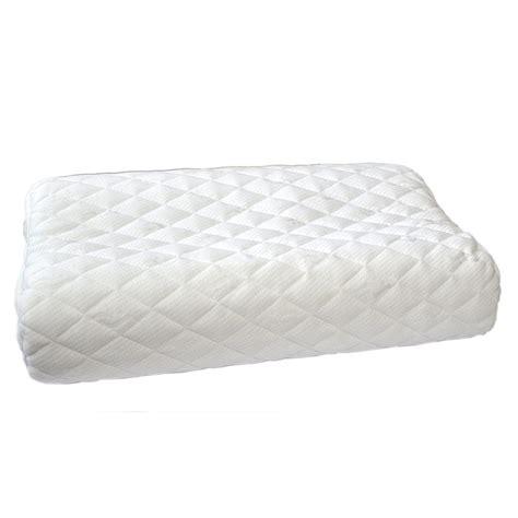 contoured pillow whiteley allcare pillows d rolls backcare standard