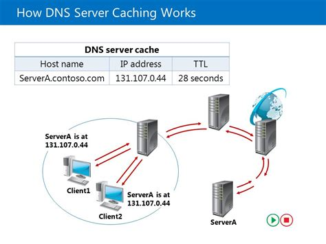How Dns Lookup Works Implementing Dns Module D 7 Implementing Dns Ppt