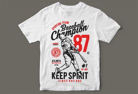 design a shirt for baseball baseball t shirt design thefancydeal
