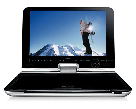 Philips Dvd portable dvd player pet1030 37 philips