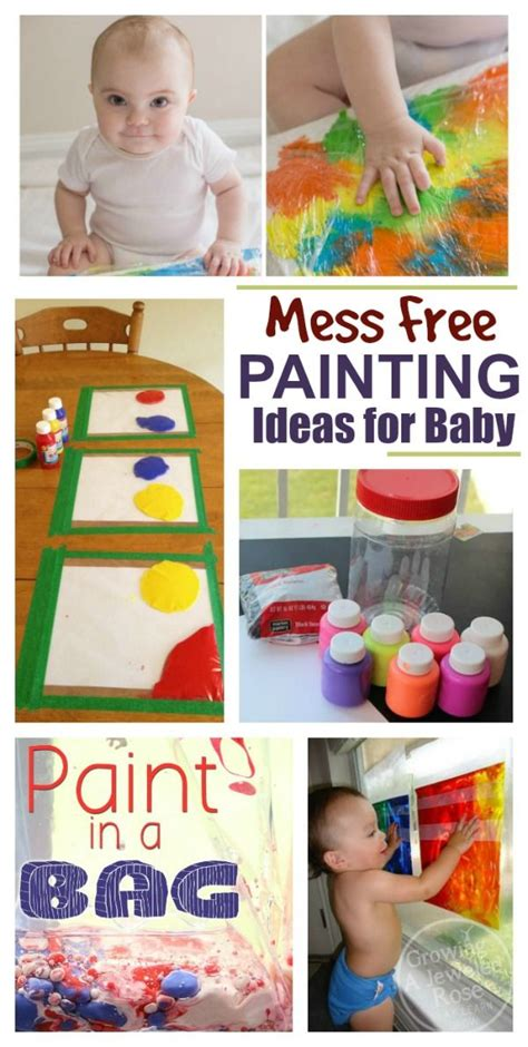 ideas for babies 25 best ideas about baby painting on baby