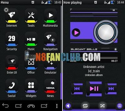 themes download sisx elegant dg belle theme for nokia n8 other belle