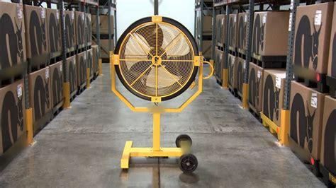 large floor fan industrial industrial fans how it s made youtube