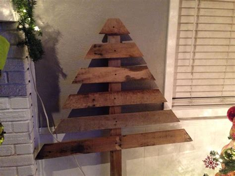 ways    wood pallet christmas tree guide patterns