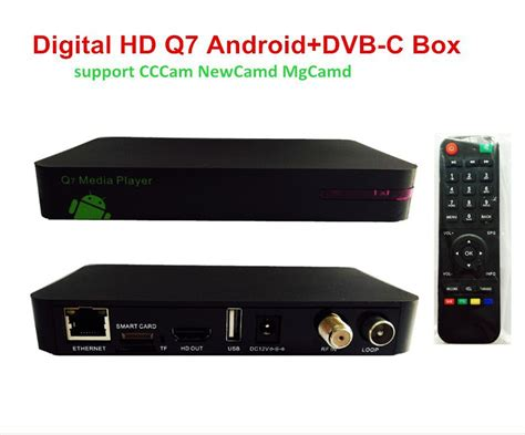 android cable box aliexpress buy uk nl receiver hd digital cable box q7 android dvb c tv box cccam newcamd