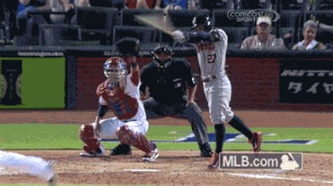 jump swing jose altuve invents the jump swing sbnation
