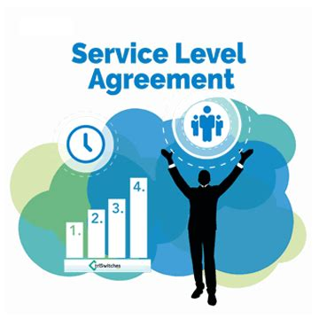 business service level agreement service level agreement guaranteed 100 network uptime