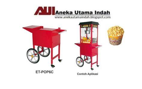 Popcorn Maker Pop 6br Mesin Popcorn aneka utama indah popcorn machine popcorn maker mesin