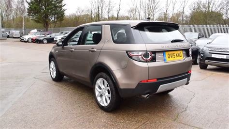 lancaster land rover ov15kmo land rover discovery sport sd4 hse 2 2l lancaster