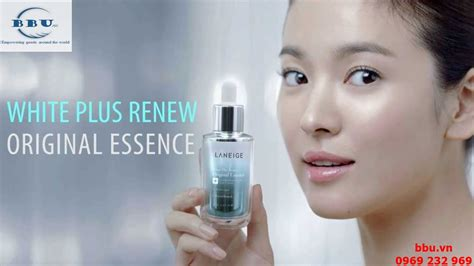 Laneige White Plus Renew Original tinh ch蘯 t d豌盻 ng tr蘯ッng da laneige white plus renew original