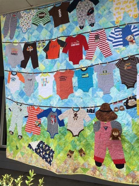 Quilts From Baby Clothes by 25 Best Ideas About Baby Memory Quilt On Baby