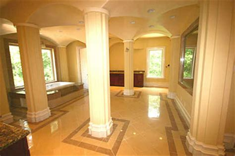 roman style bathtub from vo s folly to hall s hall the outsize rivercrest mansion for a man who would