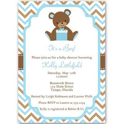 Teddy Baby Shower Invitations Wording by Teddy Shower Decorating Ideas Supplies Pooh