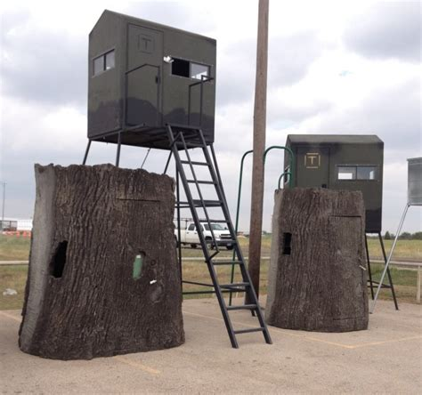 Molded Deer Blinds T Box Deer Blinds Bar None Country Store