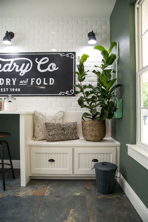 laundry roommud room entryway ideas images  pinterest farmhouse kitchens