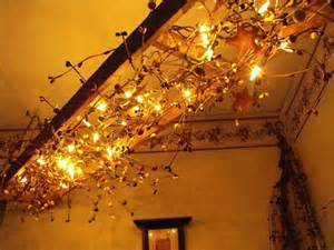 Decorative String Lights 17 Best Images About Hanging Ladder Ideas On Pinterest