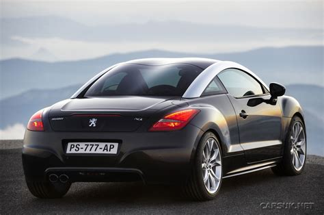 Peugeot Rcz Uk Prices And Models