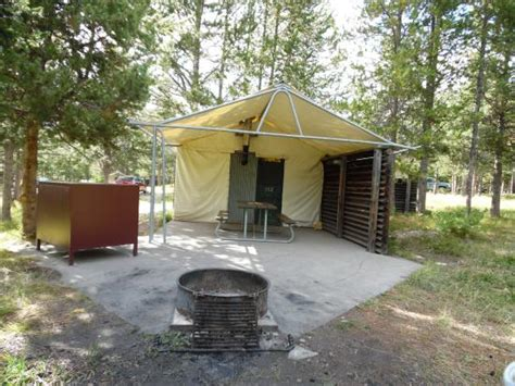Colter Bay Tent Cabins by Photo0 Jpg Picture Of Colter Bay Grand Teton