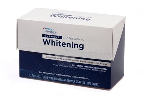 crest whitestrips supreme crest whitestrips supreme creststore net whitestrips at