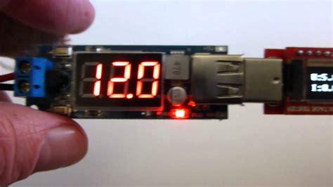 Dc Dc Converter Input 40v 40v Output 125v 37v 1 usb dc buck converter charger 40v input to usb 5v output