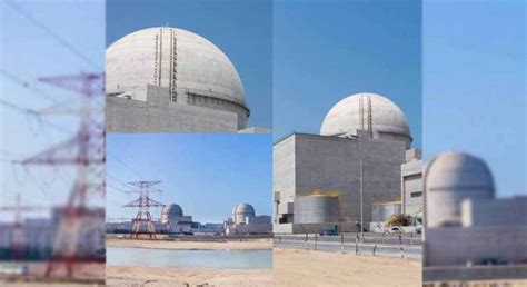 emirates nuclear energy corporation barakah nuclear plant finished expat media